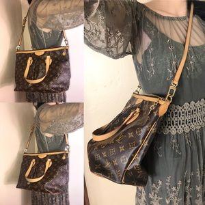 🌟DISCONTINUED zipper Louis Vuitton Palermo PM